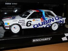 Minichamps BMW 325i Gubin Sport DTM 1986 Strycek 1:18 Limited Edition