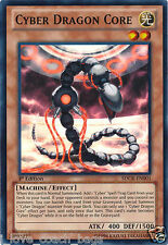 Cyber Dragon Core SDCR-EN001 New Super 1st X 3 Mint Cyber Dragon Revolution