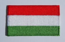 Flag of Hungary Patch