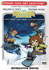 Choose Your Own Adventure - The Abominable Snowman (Dvd, 2006) Brand New