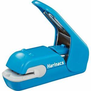 Kokuyo Harinacs Press Stapleless Stapler blue SLN-MPH105B Japan Import free ship