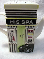 MSRF Inc. HIS/HER SPA teapot