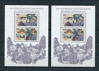 2 x Bund Block Nr. 28 postfrisch BRD 1994 Motiv Berliner Zoo Hagenbeck 1734-1735