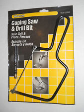 """TILE COPING SAW AND DRILL BIT """"WALTON"""""""