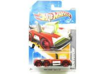 Hotwheels Semi Psycho HW Code Cars 12 241/247 Red Long Card 1 64 Scale Sealed