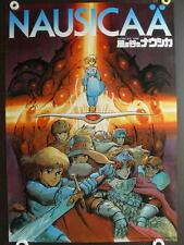 fp)   Ghibli Miyazaki ANIME [NAUSICA] :JP movie original:sizeB2 1984