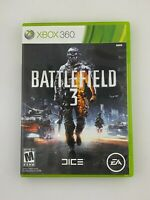 Battlefield 3 - Xbox 360 Game - Complete & Tested