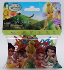 Character Bandz Disney Fairies Tinkerbell Rosetta Elastic Bracelets 20 Pack