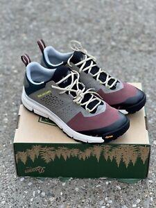"Danner 3"" Trail 2650 Campo Men's US 10.5 D Brick / Tan / Blue Hiking Shoes 68940"