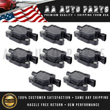 Pack Of 8 Ignition Coil UF413 For Chevrolet GMC V8 12570616 12611424