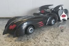 Batman & Robin Movie RC Batmobile DC Comics Remote Radio Control Vintage 1997