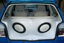 VW Golf 3 III Audio Box / Kofferraumausbau / Soundbox / Soundboard