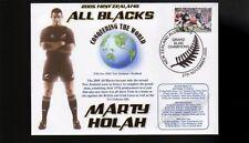 Marty Holah Nz All Blacks 2005 Grandslam Champions Cv