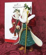 Hallmark 2013 Series Ornament #10~Father Christmas