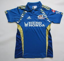 Mumbai Indians Cricket shirt jersey ADIDAS Indian Premier League adult SIZE XS