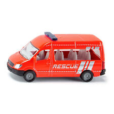 "Siku 1082 Mercedes Benz Sprinter ""Sauvetage"" Pompier Gestion de l'utilisation !°"