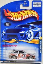 HOT WHEELS 2001 FORD ESCORT RALLY COLLECTOR #192