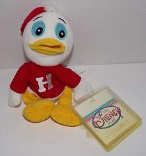 Huey Duck Mini Bean Bag Plush Disney Store New With Tags NWT