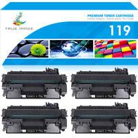 4 Pack Toner 119 Compatible For Canon 119 ImageClass LBP6300dn MF5950dw MF5850DN