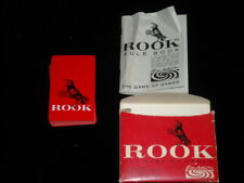 Vintage Rook the Game of Games Card Game. 1964