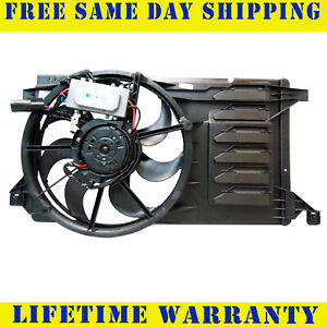 Radiator Cooling Fan Assembly For Mazda 3  MA3115144