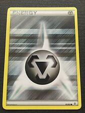 POKEMON TCG: XY GENERATIONS 4 X METAL ENERGY 82/83 COMMON