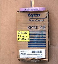 "Tyco KEYSTONE 2"" DN50 F990 C2E2 050 AE/AN Butterfly Valve Rubber Disc NEW"