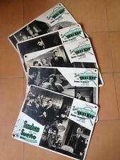 Used - Old Film Billboard  LAS AVENTURAS DE TAXI KEY Vintage Carteleras Cine - V