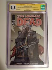 CGC SS 9.8 Walking Dead #108 signed Kirkman, Adlard & Rathburn 1st Ezekiel Shiva