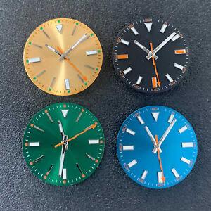 Watch Dial Hands for Mingzhu 2813/Miyoda 8215, 821A Mechanical Movement Watch