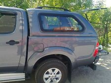 TOYOTA HILUX SR WORKMATE SILVER #1C0 CANOPY