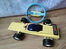 RARE VINTAGE USSR Soviet TOY Sport Car Formula Radio-controlled Model Racing