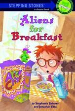 A Stepping Stone Book(Tm): Aliens for Breakfast by Jonathan Etra and Stephanie S