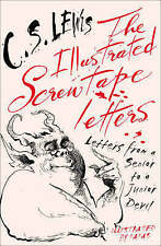 The Illustrated Screwtape Letters: Letters from a Sen..., Lewis, C. S. Paperback