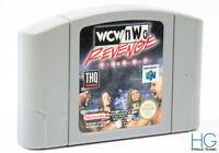 WCW NWO Revenge - N64 Nintendo 64 Retro Game Cartirdge PAL