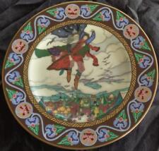 Villeroy & Boch Collector Plate  Russian Fairy Tales Koshchey / Maria Morevna