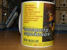 WW2 WWII RAF Mosquito Squadron Classic 60's Movie Poster Coffee Tea Drinking Mug