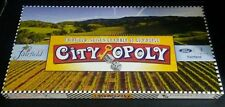 CITYOPOLY The Official Fairfield Suisun Chamber of Commerce Monopoly Board Game