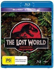The Jurassic Park - Lost World (Blu-ray, 2015) Brand New & Sealed