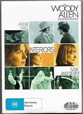 Woody Allen Collection Volume 2 DVD 3 Disc-3 Movie Set Region 4 Post