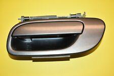 01-09 Volvo S60 Exterior Door Handle Left Driver Rear OEM  02 03 04 05 Gray