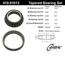 C-TEK Standard Wheel Bearing & Race Set fits 1984-1988 Nissan Micra  C-TEK BY CE