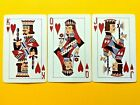 Court Set - C & O Railway Carrier Hearts JQK Single Swap Playing Cards