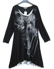 NEU LA MOUETTE  Kleid Dress Robe Vestido Tunika Tunic L 44 46 Lagenlook ****