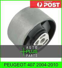 Fits PEUGEOT 407 Rubber Bush Engine Mount Steady