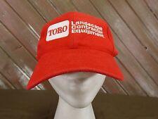 TORO Landscape Contractor Equipment Sales and Service Baseball Cap Hat Snap Back