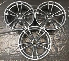 1 BMW coiffant 409 alliage 9J x 20 ET25 Série 5 F10 6er F12 F06 arrière 2284255