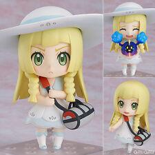 Good Smile Company Nendoroid Pokemon Pocket Monsters Sun & Moon Figure Lillie