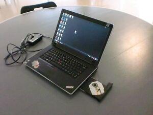 Lenovo Think Pad Edge 15 2.33 GHz AMD Athlon II/2 GB/320 GB HDD/WIN 7/OFF 2007