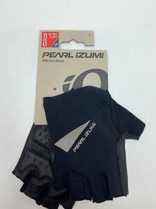 new Pearl Izumi PRO Gel bicycle GLOVES BLACK Large